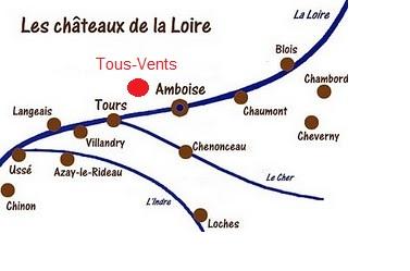 Tourisme en touraine tourisme en val de loire - Office de tourisme de tours indre et loire ...